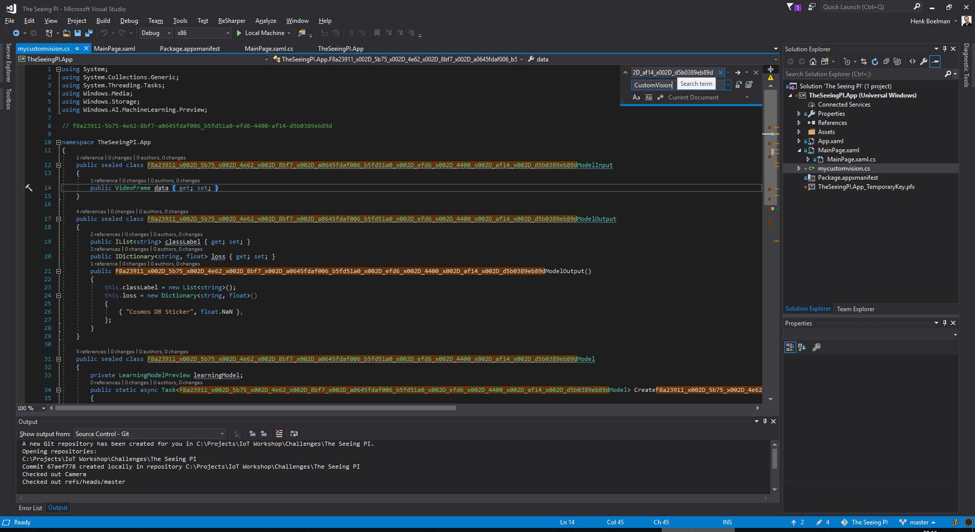 Custom Vision on the Raspberry Pi (ONNX & Windows IoT)